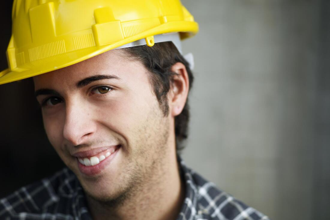 man wearing a cap