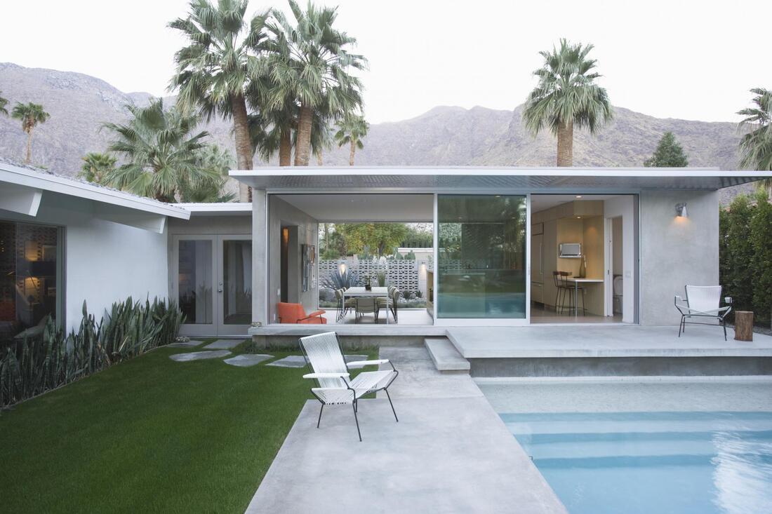 a new pool deck