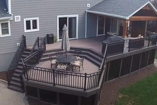beautiful outdoor deck 2
